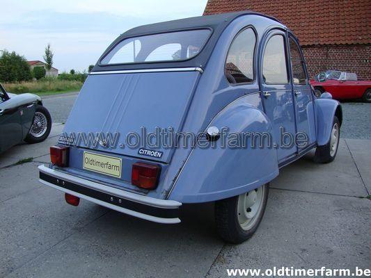 Citroën  2CV 6 Spécial Blue (1988)