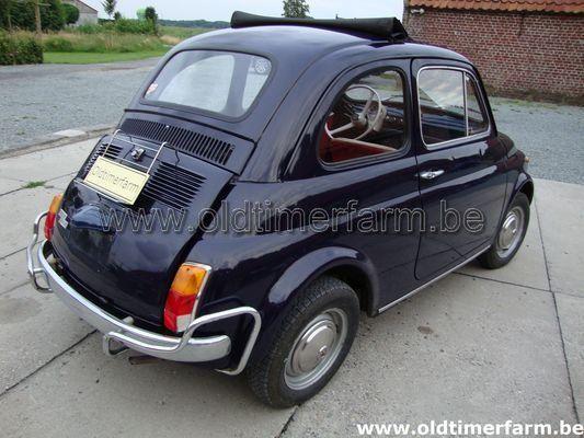 Fiat 500 (1969)