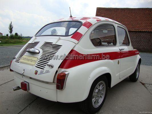 Fiat 600 Abarth Replica (1972)