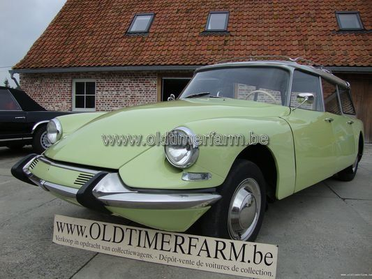 Citroën  DS break ID 19 (1963)