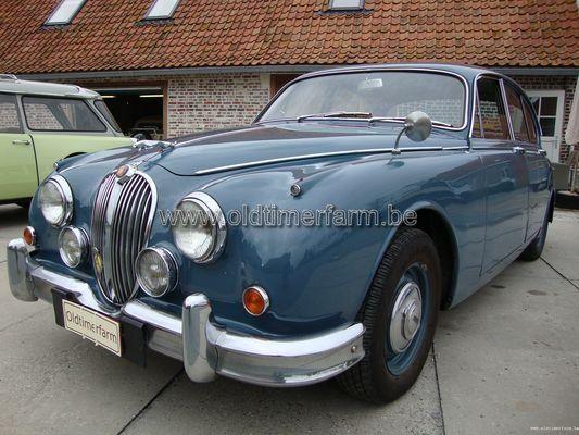 Jaguar MK II  2.4 (1962)