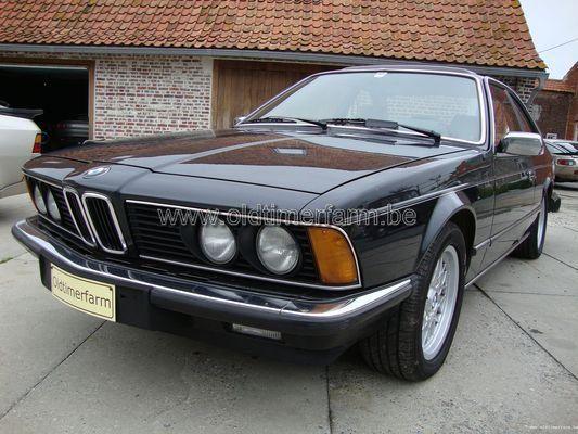 BMW 635 CSI (1985)