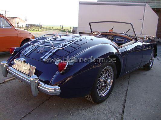 MG A Blue 1500 1958 (1958)