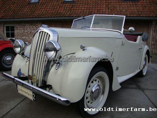Singer Super 10 Cabriolet  (1947)
