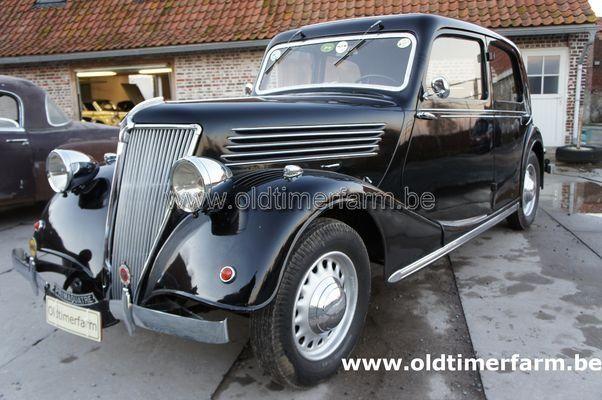 Renault Primaquatre (1938)
