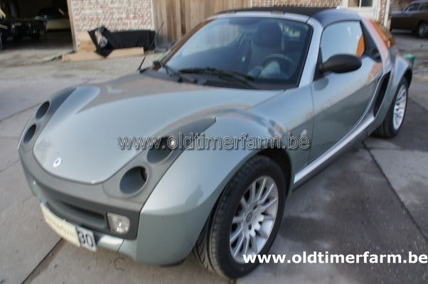 Smart Roadster Coupé (2006)