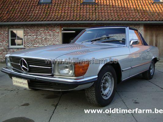 Mercedes-Benz 280 SL Grey (1975)