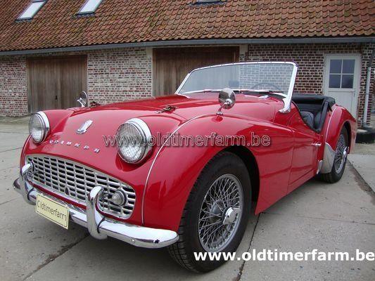 Triumph  TR 3 A (1960)