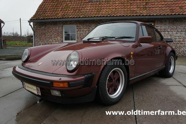 Porsche  911 3.2  (1985)