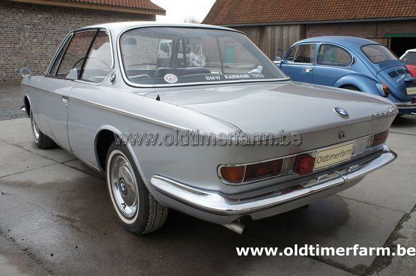 BMW 2000 CS (1970)