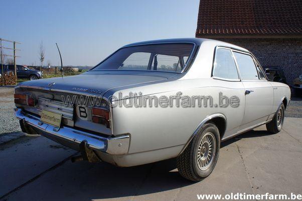 Opel Rekord C 1.7 L (1967)