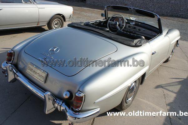 Mercedes-Benz 190SL  Grey 1961 (1961)
