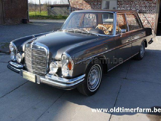 Mercedes-benz 300 SEL (1969)