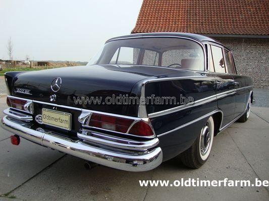 Mercedes-Benz 300 Se (1962)