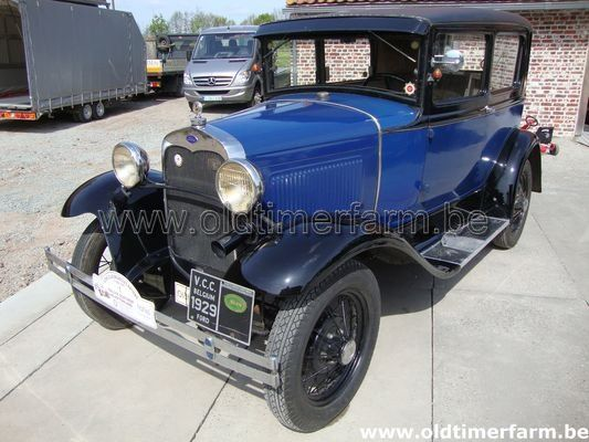 Ford Model A Tudor 1929 (1929)