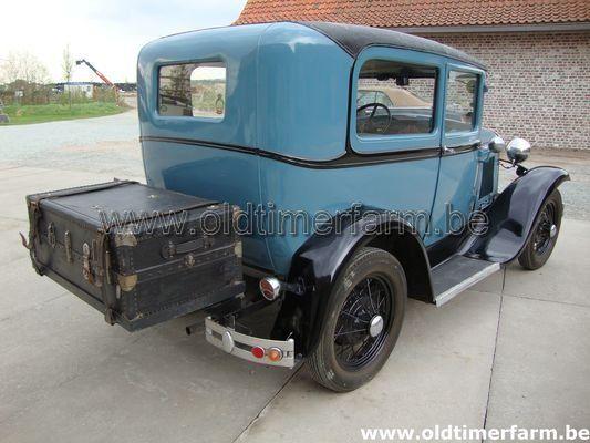 Ford Model  A Tudor 1930 (1930)