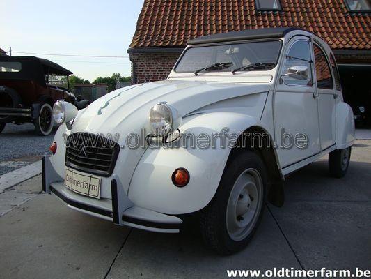 Citroën 2 CV Perrier (1988)