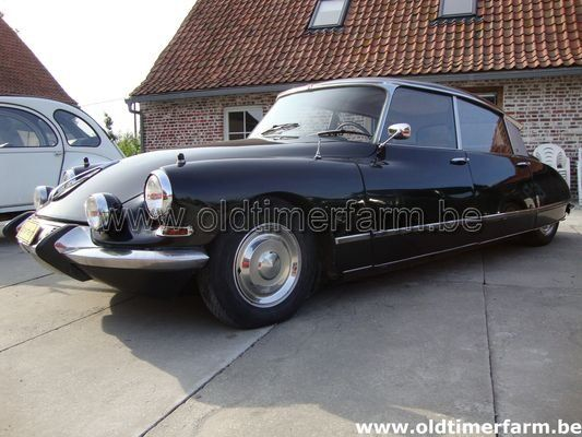 Citroën DS 21 Pallas  (1967)