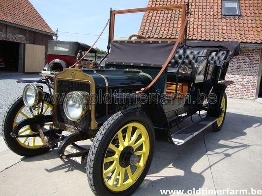 brasier 12 cv  1908  vendue