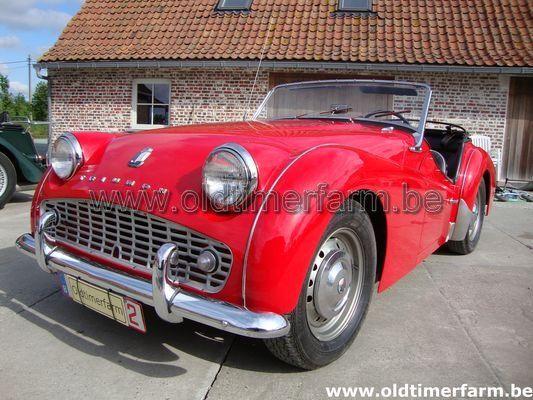 Triumph  TR 3  (1961)