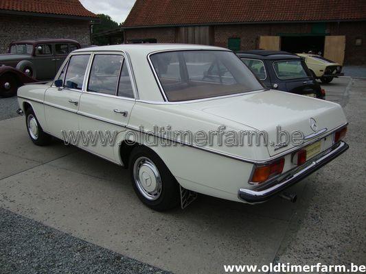 Mercedes-Benz 200/8 (1969)