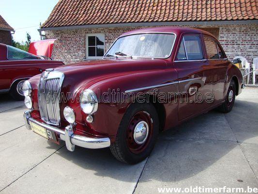 MG  Magnette  (1958)