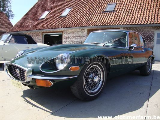 Jaguar E-Type Coupé Series III V12 2+2  (1973)