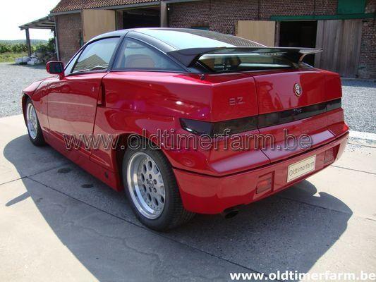 Alfa Romeo  SZ (1991)