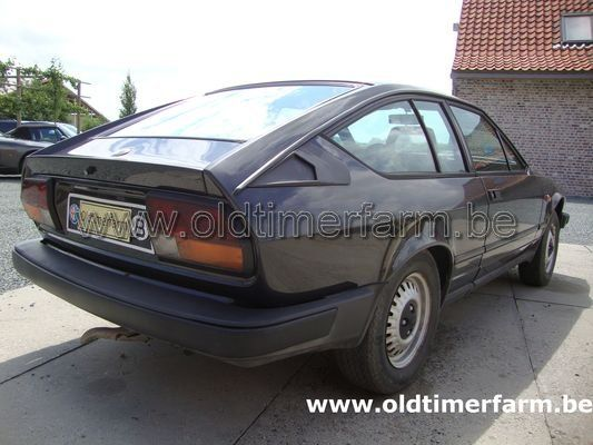 Alfa Romeo GTV 2.0 (1984)