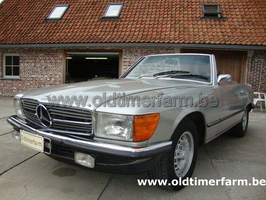 Mercedes-Benz  350SL (Grey) (1971)