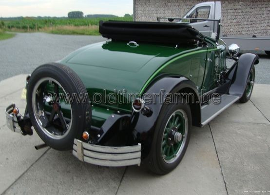Willys - Knight 66A (1928)