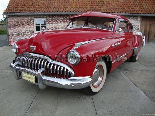 Buick Sedanette Super (1949)