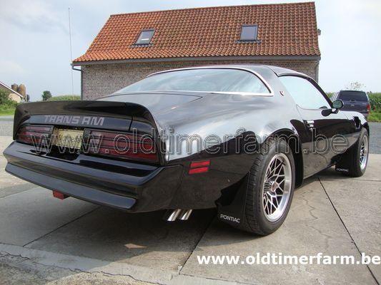 Pontiac Trans Am 6.7L W72 (1978)