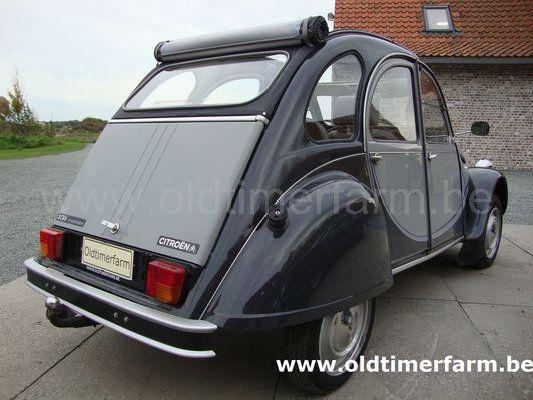 Citroën 2 Cv 6 Charleston Grey 1985 (1985)