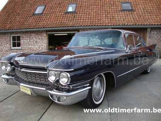 Cadillac Sedan de Ville (1960)