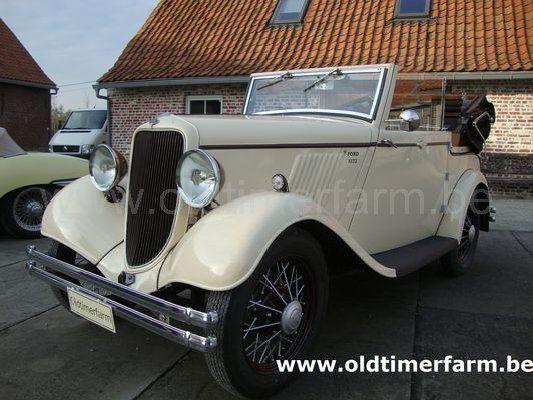 Ford Y caim coupé (1932)