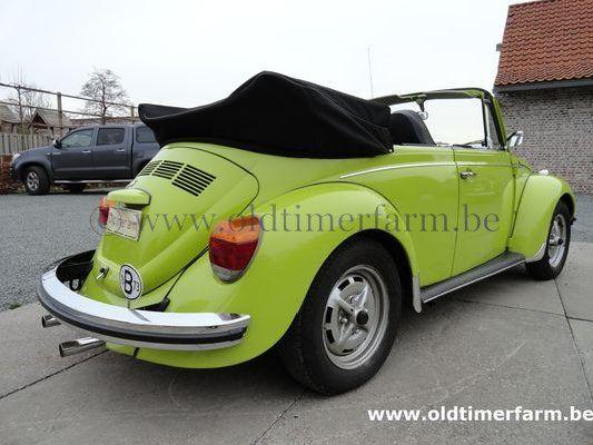 Volkswagen Kever  1303LS Cabriolet (1973)