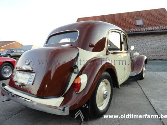 Citroën Traction 11 BL (1954)