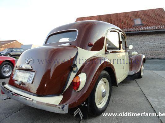 Citroën Traction 11 BL (1954)