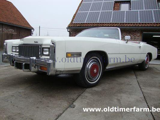 Cadillac  Eldorado Cabriolet (1976)