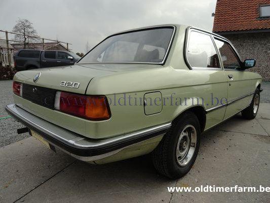 BMW 320 6cil. 5vit. (1980)