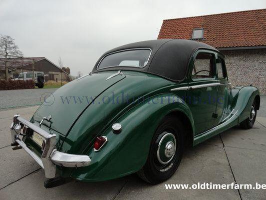 Riley  2500 RMF Green (1952)