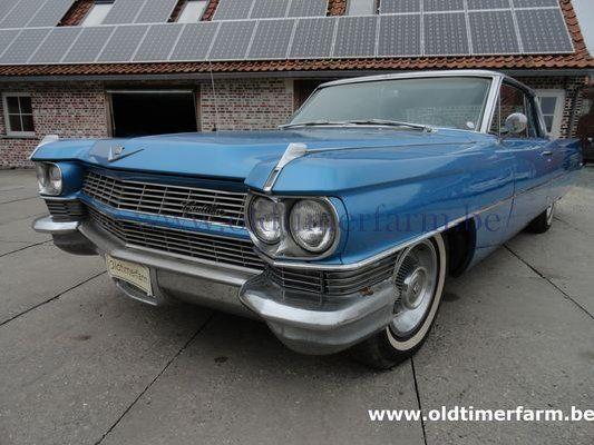 Cadillac   Coupé De Ville (1963)