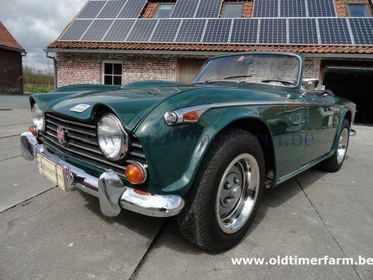 Triumph TR 250 (1968)