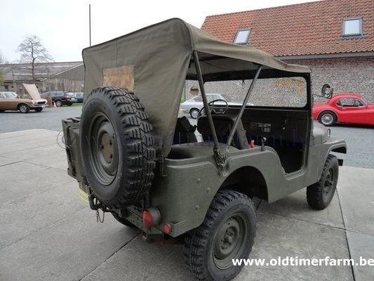 Jeep Kaiser CJ5  (1968)