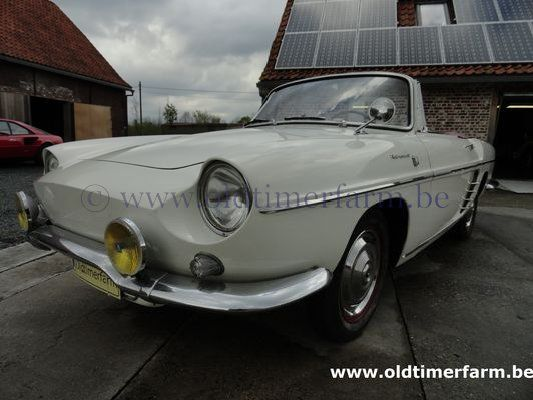 Renault Floride Cabriolet  (1962)