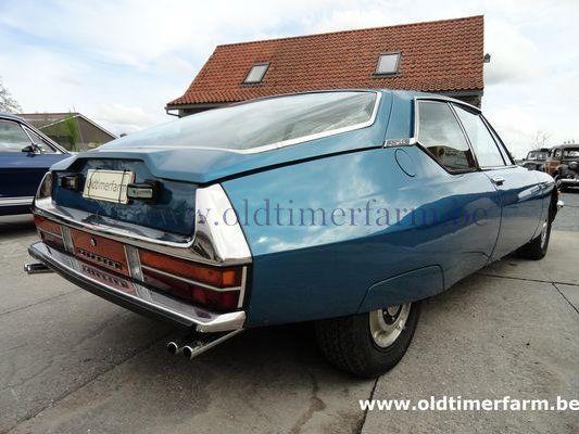 Citroën SM Blue (1972)