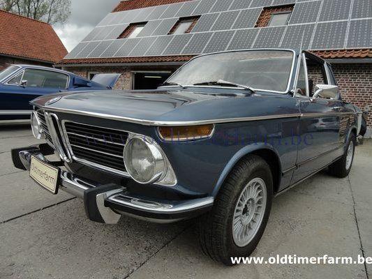 BMW 2002 Bauer  (1972)