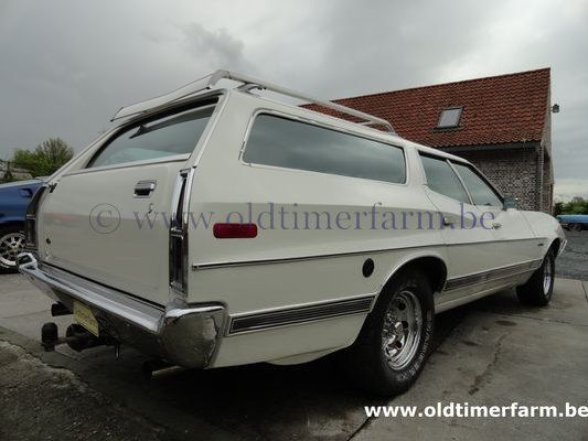 Ford Gran Torino Station Wagon (1972) verkocht - ch.8623
