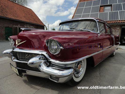 Cadillac Serie 62 Sedan  (1956)